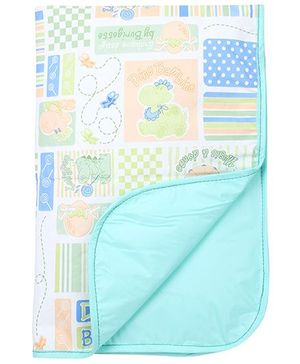 1st Step Baby Mat - Sea Green