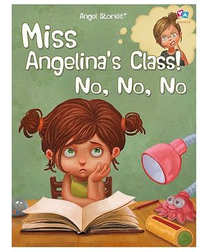 Miss Angelina's Story Book - English