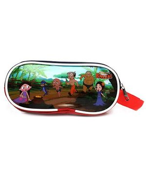 Chhota Bheem Pencil Pouch - Multicolour