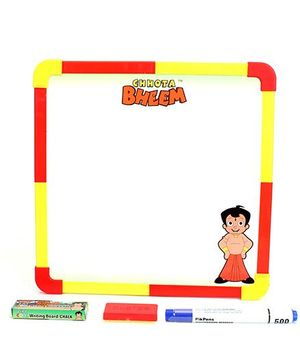 Chhota Bheem Writing Board - Multicolour