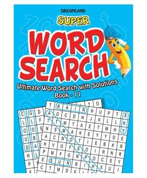 Super Word Search Book 11 - English