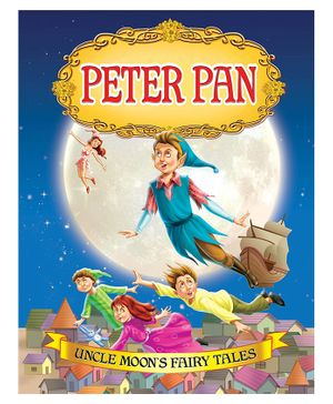 Peter Pan Story Book - English