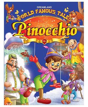 World Famous Tales Pinocchio - English