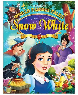 World Famous Tales Snow White - English