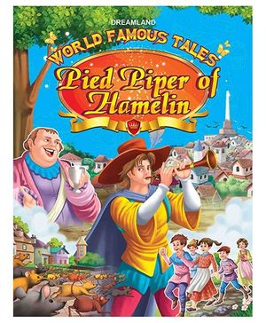 World Famous Tales Pied Piper Of Hamelin - English