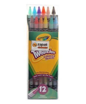 Crayola - Twistable Colored Pencils