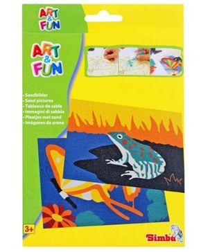 Simba - Art & Fun Sand Art