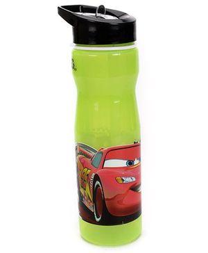 Disney Cars Sipper Bottle Light Green - 600 ml