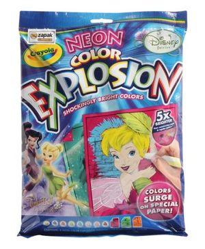 Crayola Neon Color Explosion