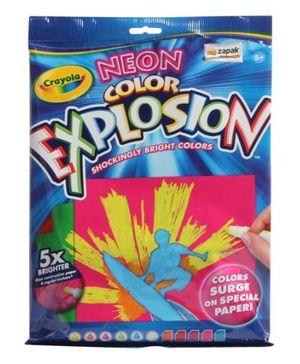 Crayola - Neon Color Explosion