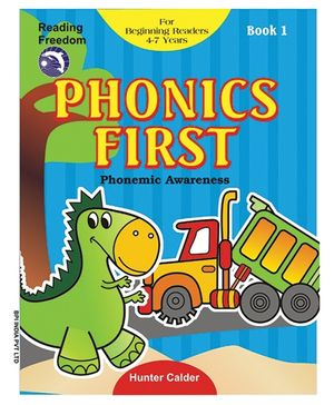 Phonic First Book 1 - English