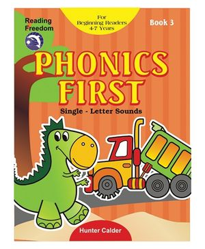 Phonic First Book 3 - English