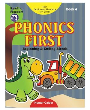 Phonic First Book 4 - English