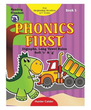 Phonic First Book 5 - English