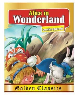 Alice In Wonderland Story Book - English