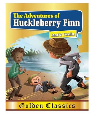 The  Adventures Of Hunkleberry Story Book - English