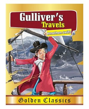 Gulliver Travels Story Book - English