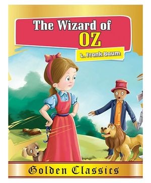 The Wizard Of Oz Story Book - English
