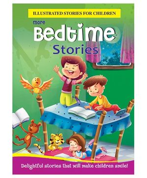 More Bedtime Stories - English