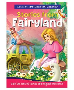 Stories From Fairyland - English