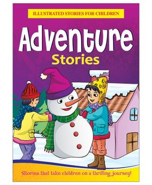 Adventure Stories - English
