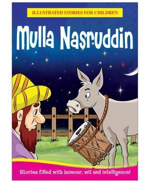 Mulla Nasruddin Story Book - English