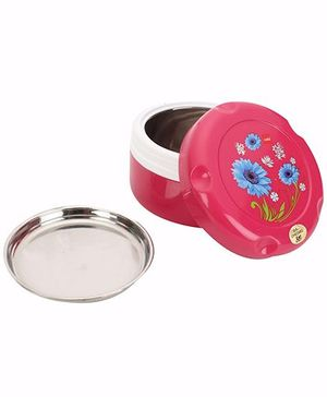 Cello Homeware Munch Insulated Hot Pot Lunch Box - Dark Pink