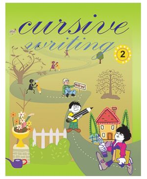 Cursive Writing Book 2 - English