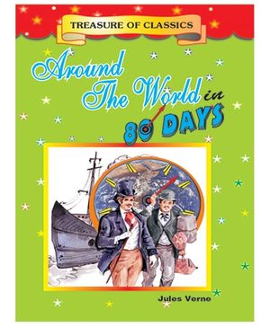Around The World In 80 Days - English