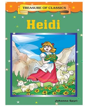 Heid Story Book - English