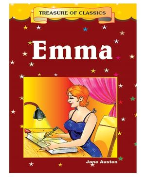 Emma Story Book - English
