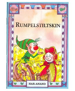 Rumpelstiltskin - English