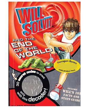 Will Solvit And The End Of The World Fiction Books - English