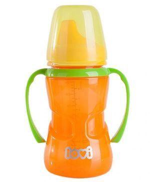 Lovi Non Spill Firm Spout Cup Orange - 250 ml