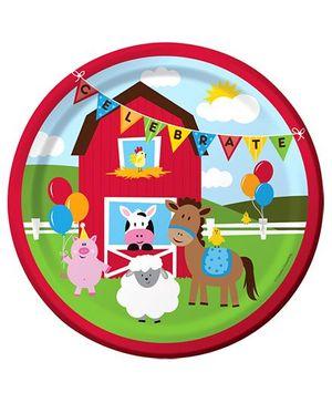 Farmhouse Fun Plates