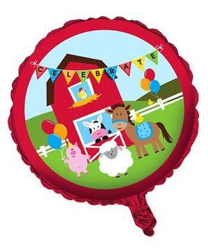Farmhouse Fun Foil Balloons