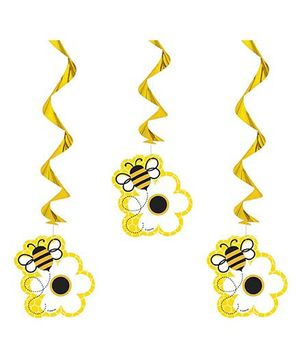 Busy Bees Hanging Cutouts