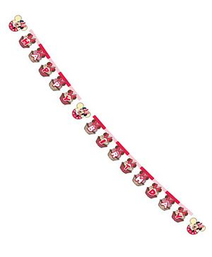 Disney Minnie Mouse Happy Birthday Die-cut Banner