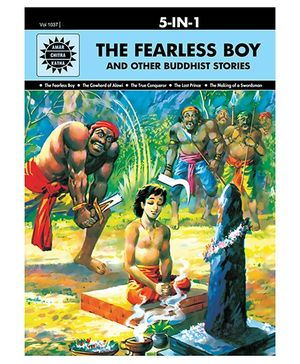 The Fearless Boy And Other Buddhist Stories - English