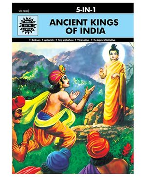 Ancient Kings Of India - English
