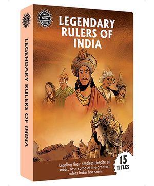 Legendary Rulers Of India - English