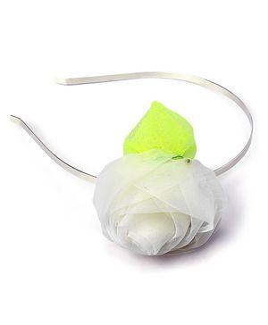 Aayeras Nest Jumbo Rose Hairband