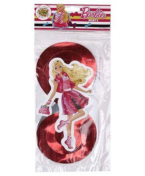 Barbie Dangling Swirls - 3 Pcs