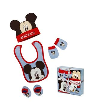 Disney Mickey Mouse Gift Set