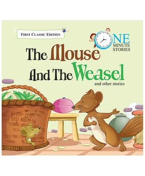 One Minute Story 6 The Mouse And The Weasel And Other Stories - English