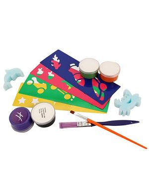 Hamleys Water Color Set - 4 Colors