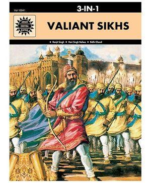 Valiant Sikhs 10041 - English