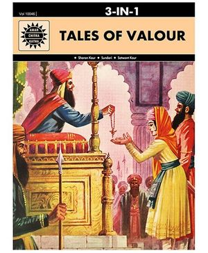 Tales Of Valour 10046 - English