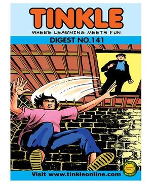 Tinkle Digest No 141 - English