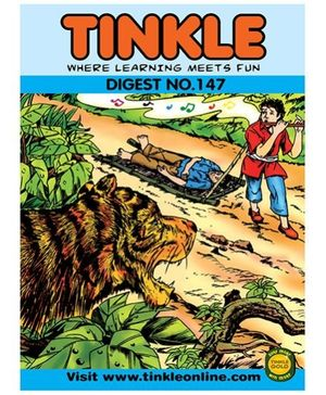 Tinkle Digest No 147 - English